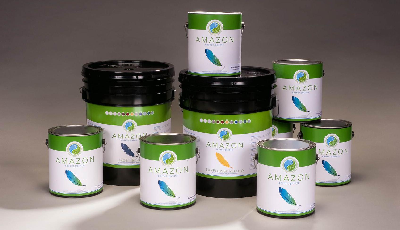 Amazon-Select-Paints